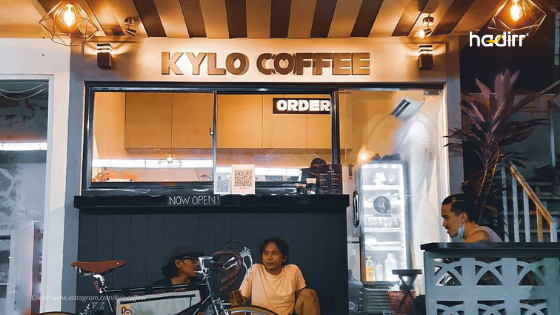 franchise kylo coffee