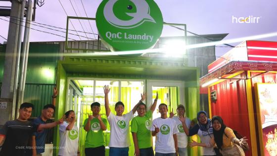 franchise laundry premium