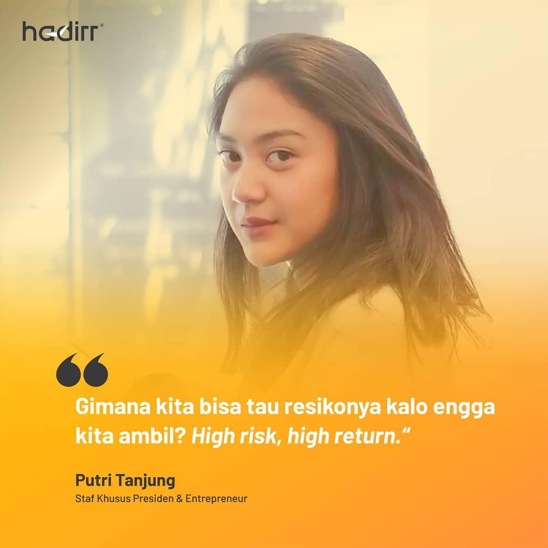 Quote Putri Tanjung
